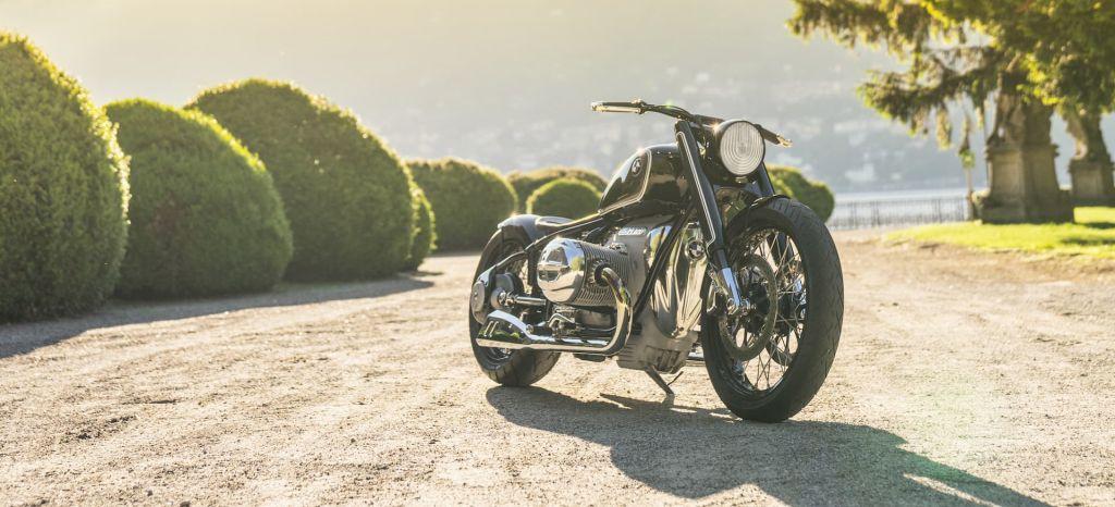 Así de espectacular es el adelanto de la próxima moto de BMW, una custom de gran cilindrada