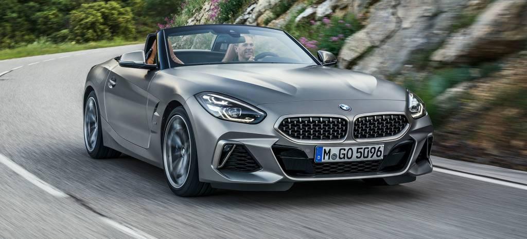 ¡Buenas noticias puristas! El BMW Z4 estrena cambio manual de 6 relaciones