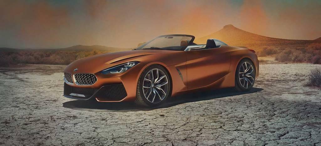 ¡Alucinante! Este será el aspecto del nuevo BMW Z4 y estamos convencidos de que te enamorará (+14 fotos)