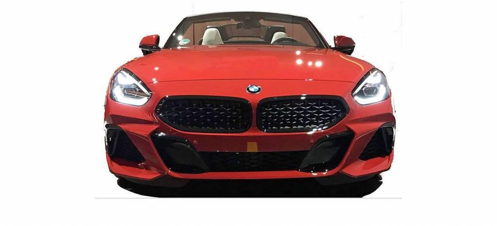 El nuevo BMW Z4 se filtra antes de tiempo en estas fotografías