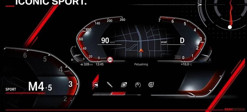 BMW estrena revolución en su cuadro de instrumentos, ¿será suficiente para superar a Audi y Mercedes?