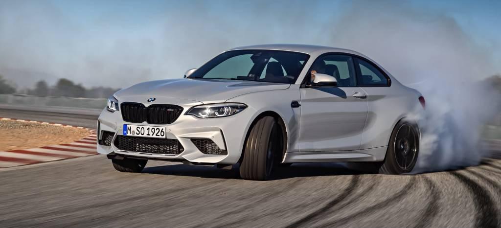 ¡Brutal! Saluda al BMW M2 Competition, ¡un BMW M2 con 410 CV!