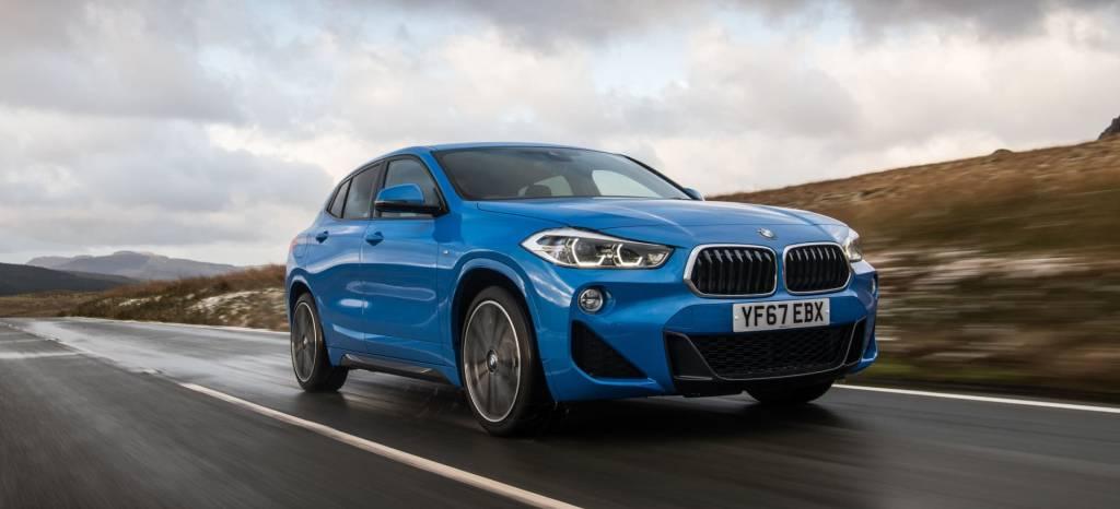 Tenemos 100 nuevas fotos del BMW X2 para que conozcas a fondo, imagen a imagen, al nuevo SUV de BMW