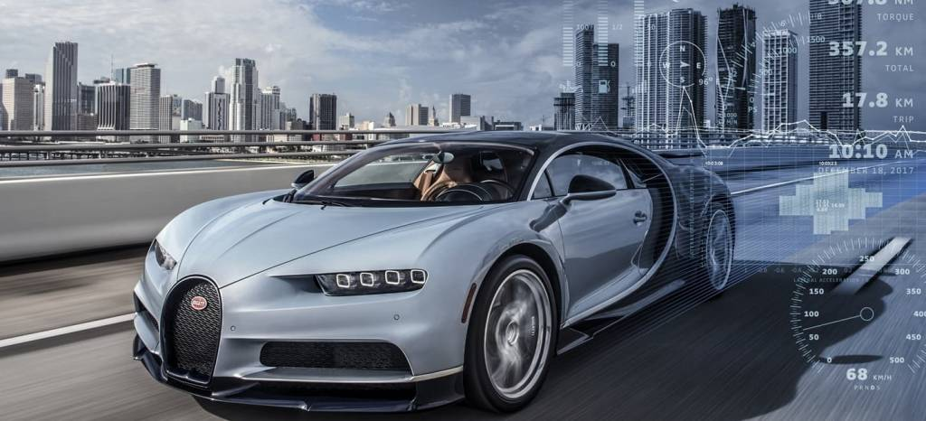 """El """"Gran Hermano"""" de Bugatti: el arma secreta para saber todo sobre los Chiron en circulación"""