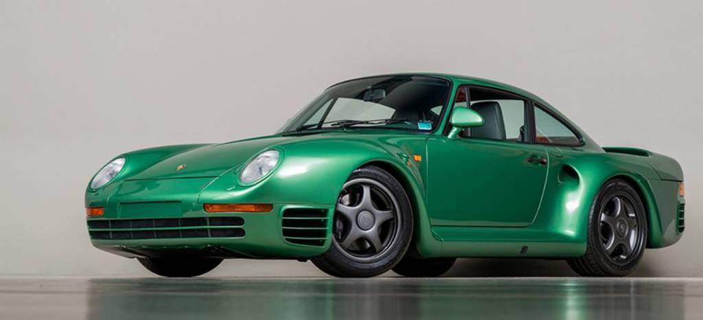 Canepa lleva hasta el extremo la restauración del Porsche 959… ¡Y lo exprime hasta los 800 CV!