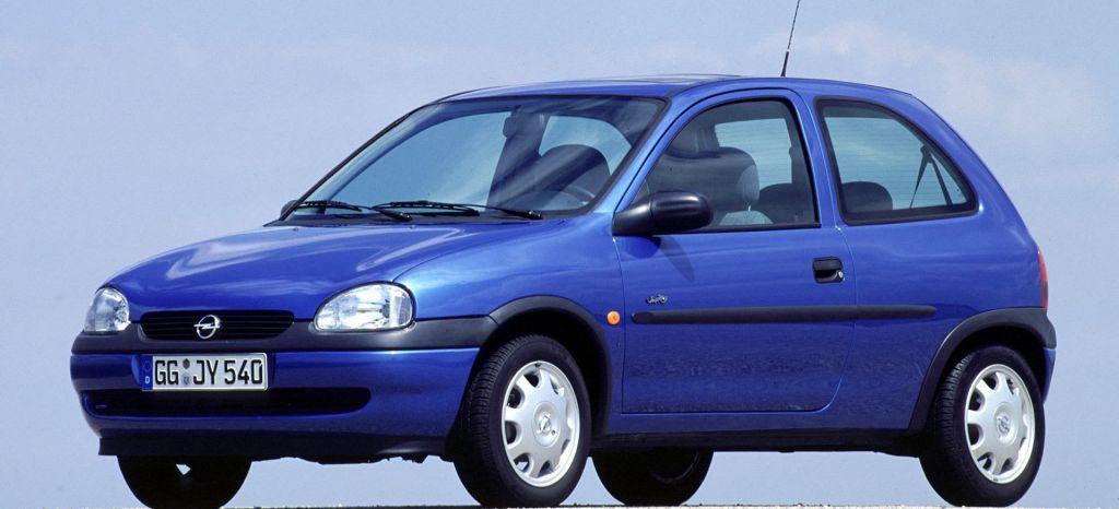Coches Mileuristas Opel Corsa B 1997 2000 thumbnail