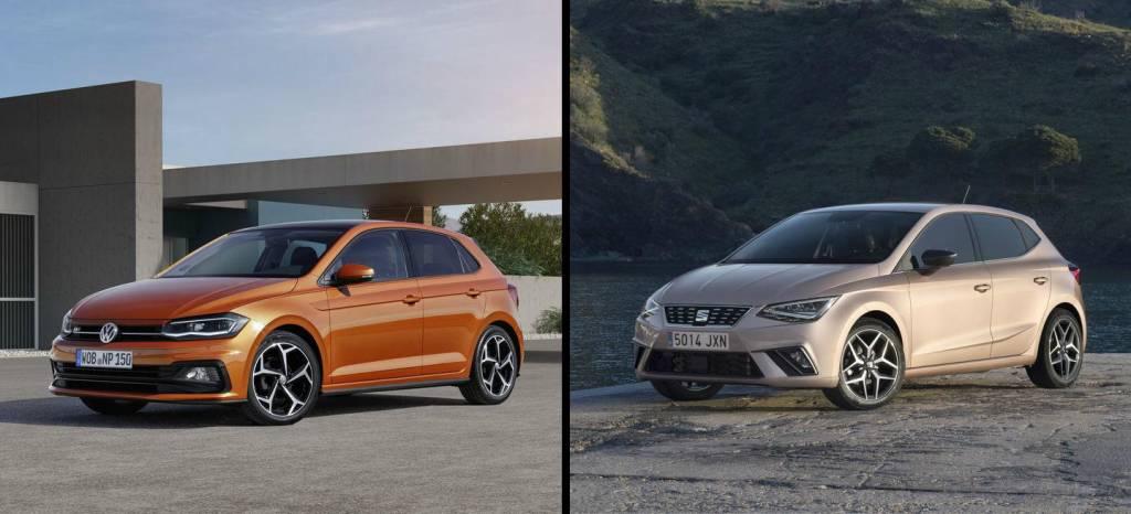 ¿Volkswagen Polo o SEAT Ibiza? Comparativa visual entre los dos nuevos utilitarios del Grupo Volkswagen (+14 fotos)