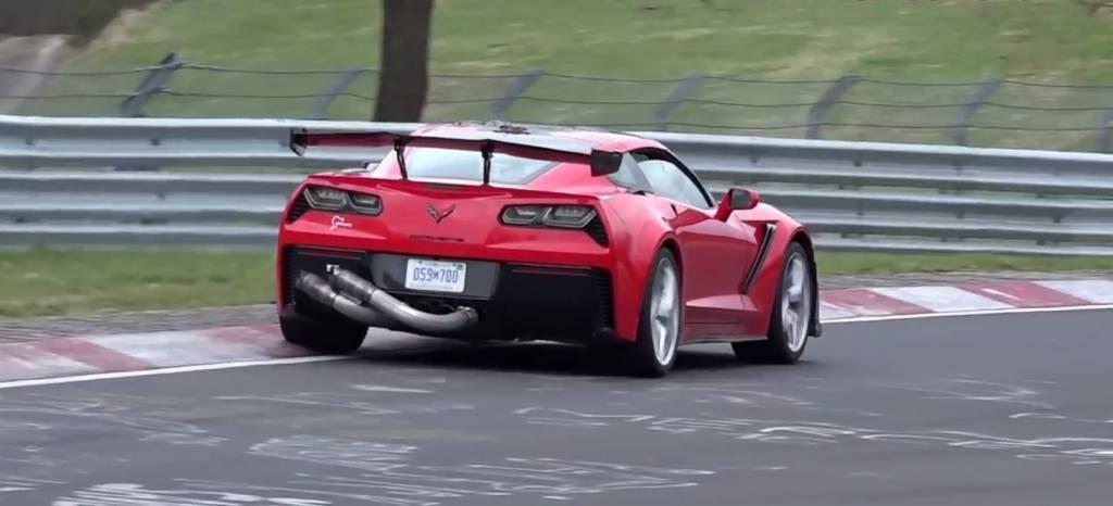 Lamborghini Aventador SVJ y Corvette ZR1: con el récord de Nürburgring en su punto de mira (+vídeos)
