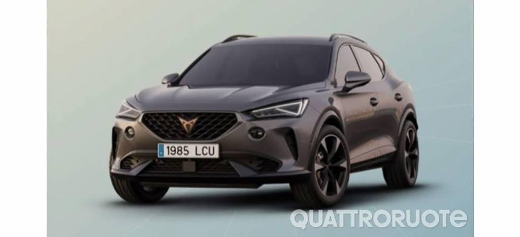 SEAT registra el nombre de Cupra Terramar, ¿será el próximo coche de Cupra un SUV coupé?