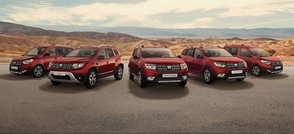 Dacia apostará por los nuevos Techroad en el Salón de Ginebra