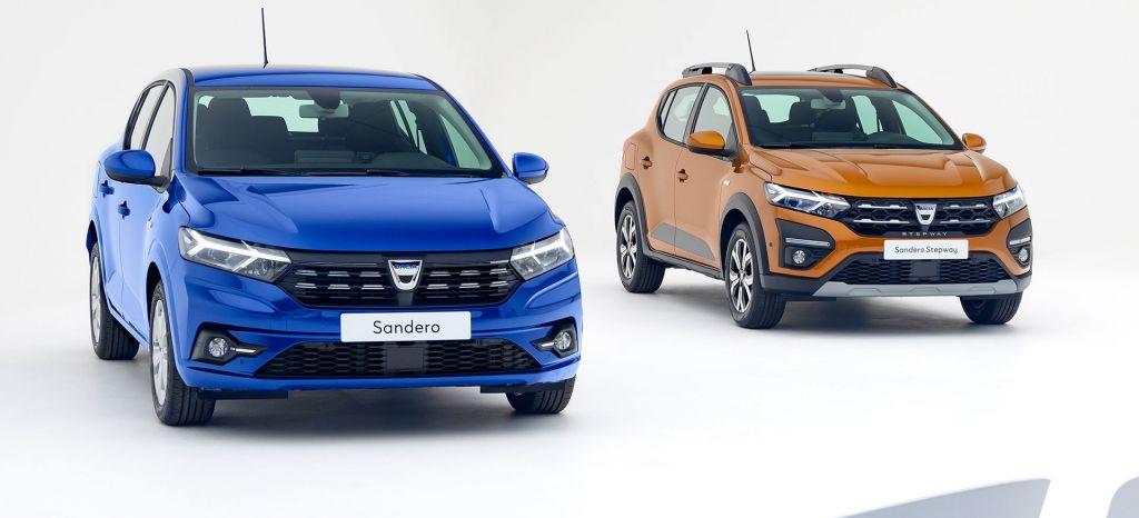 Dacia Sandero 2020 Gama 01 thumbnail
