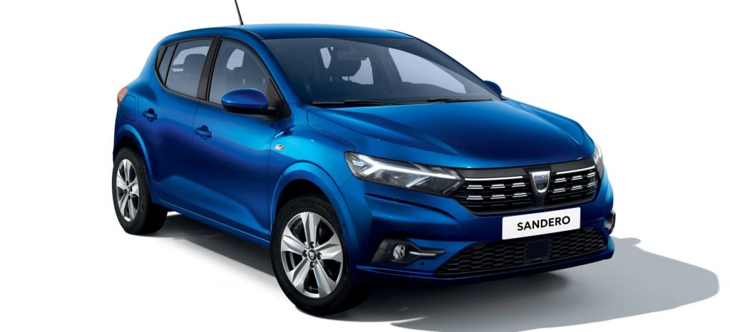 Dacia Sandero 2020 Portada thumbnail