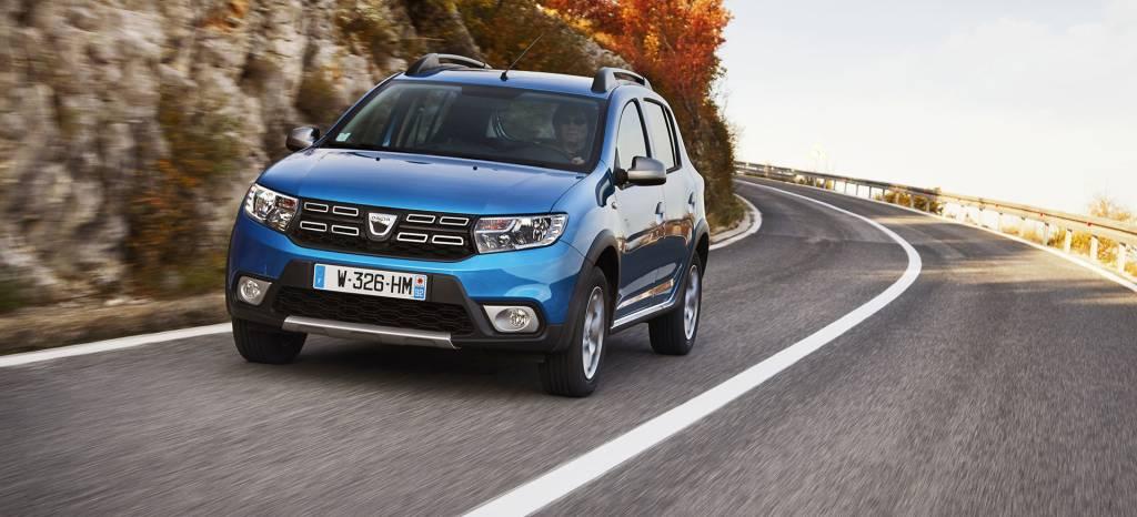 Dacia Sandero Stepway 2019 Azul 09 thumbnail