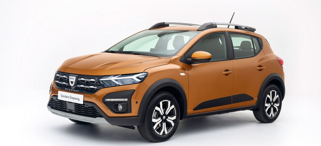 Dacia Sandero Stepway 2020 Naranja 02 thumbnail