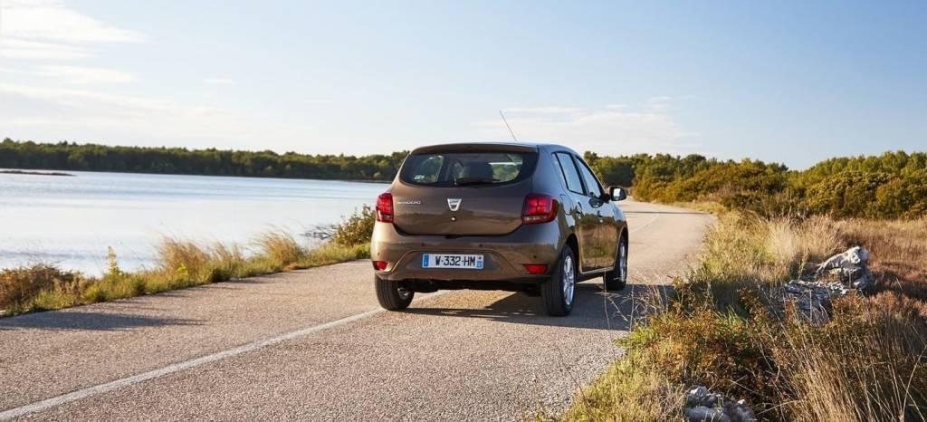 El Dacia Sandero lidera el Top 10 de los utilitarios más vendidos en enero de 2019