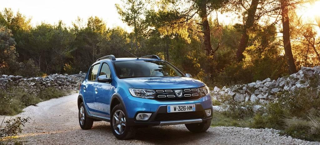 Si vives en Reino Unido ya puedes comprar un Dacia Sandero online y que Dacia te lo envíe a casa
