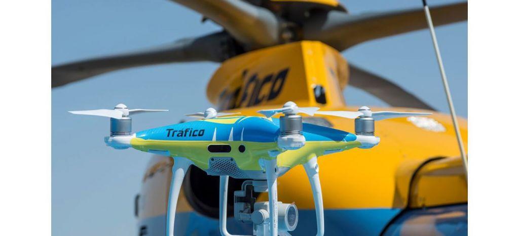 Las multas y los drones de la DGT: ¿han comenzado a multar? ¿cómo funcionan?