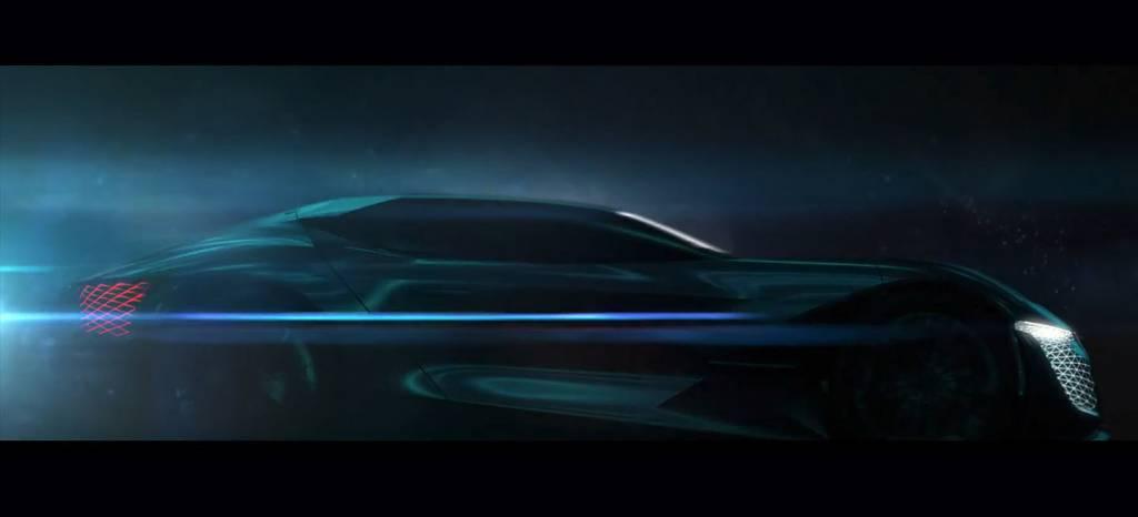 DS nos invita a soñar, tal vez con una visión más lujosa del Peugeot 508 (vídeo)