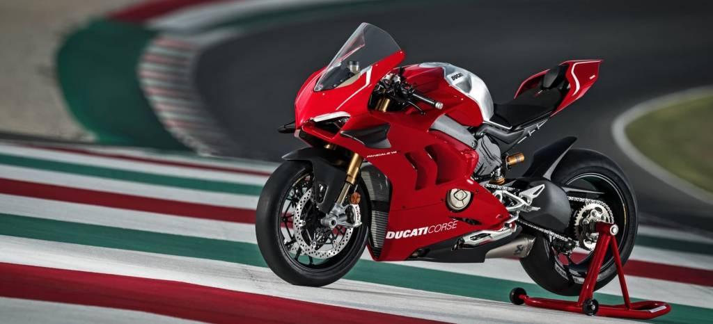 La Ducati Panigale V4 R es una moto espectacular, una superbike de hasta 234 CV y sólo 165 Kg