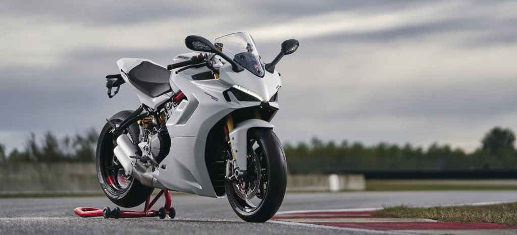 Ducati Supersport 950 S 2021 Portada thumbnail