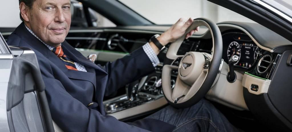 Charlamos con Stefan Sielaff, director de diseño de Bentley: presente y futuro del automóvil de lujo
