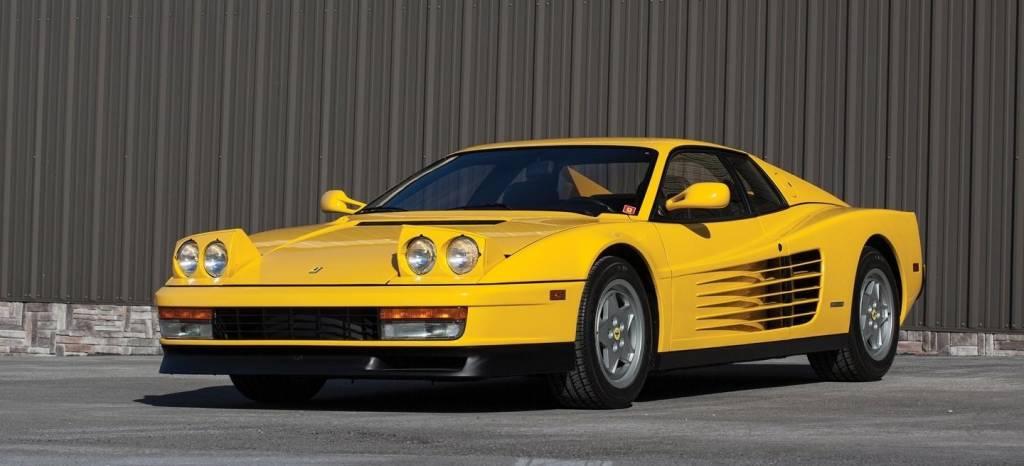 """¿Adiós al mito? Ferrari pierde los derechos sobre el nombre """"Testarossa"""""""