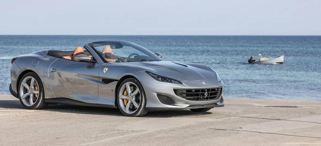 Ferrari Portofino, a prueba: el coche deportivo de Ferrari de lunes a domingo