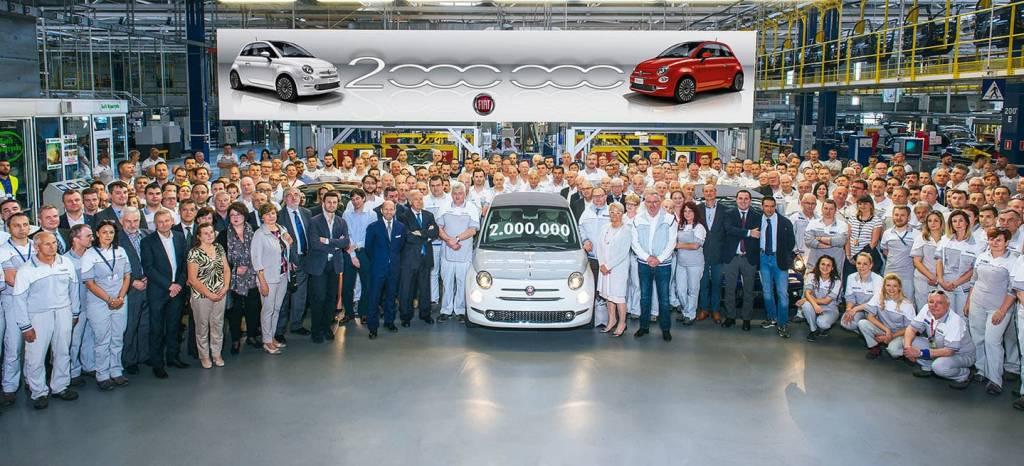 Fiat dejará de fabricar sus coches pequeños en Italia, para hacer sitio a Jeep y Maserati
