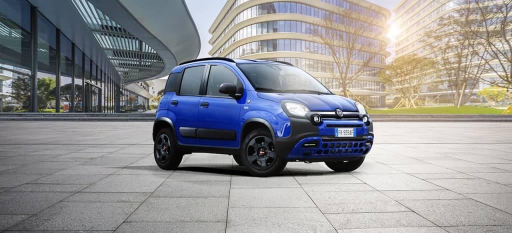 El Fiat Panda Waze es un Panda muy equipado, conectado y con apariencia SUV