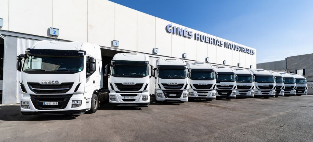 Fin Camiones Diesel 2040 Iveco Flota thumbnail