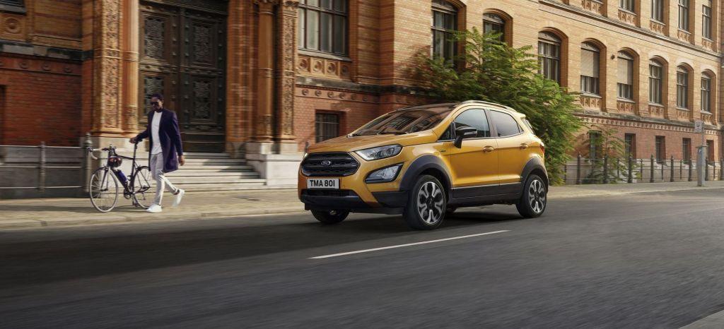 Ford Ecosport Active 2021 P thumbnail
