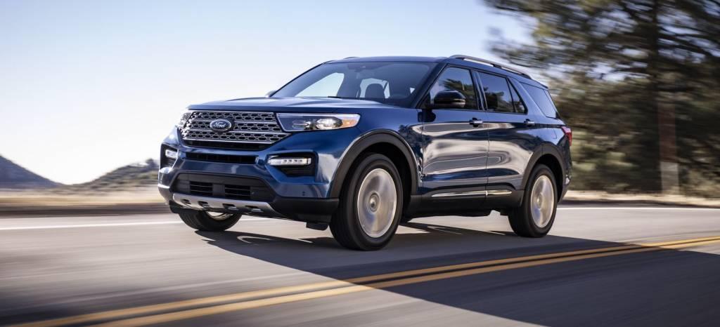 El nuevo Ford Explorer debuta cargado de tecnología y actitud, pero no llegará a Europa