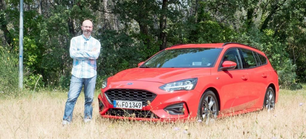 Nuevo Ford Focus 2018 a prueba, en vídeo