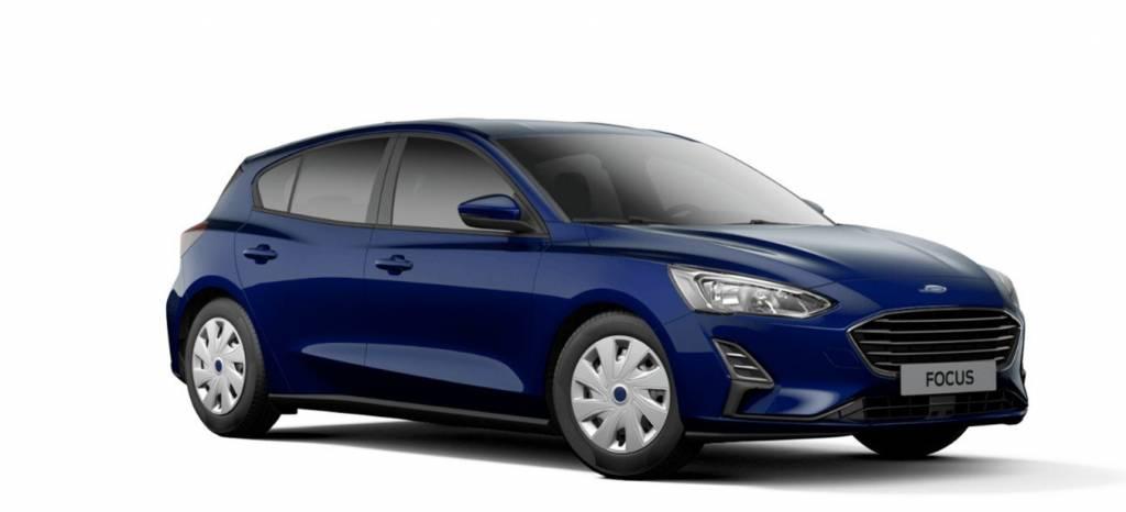 Así es la versión más barata del nuevo Ford Focus, por menos de 14.000 euros y con tapacubos