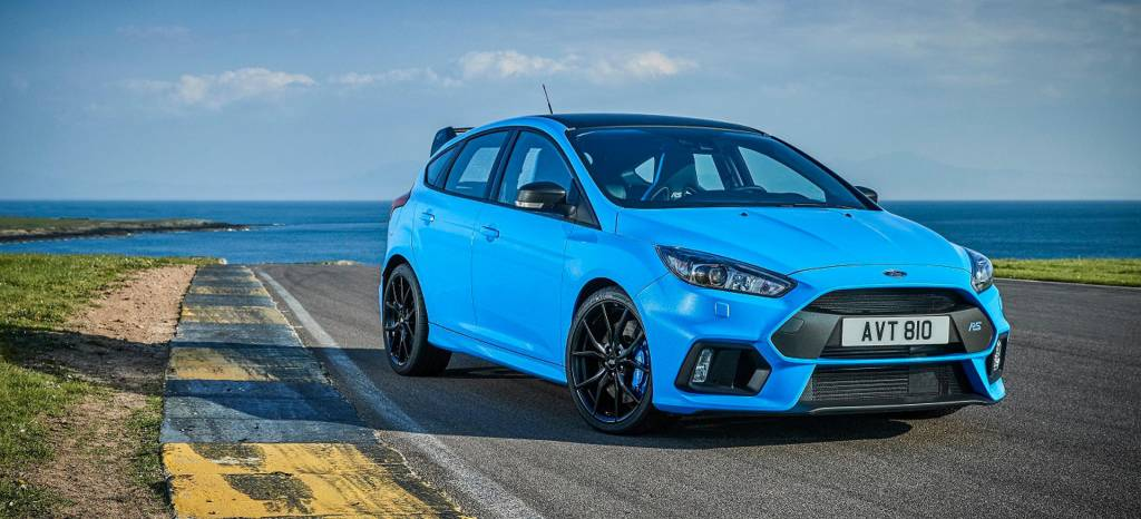 Ford Focus RS Edition: ahora con diferencial LSD mecánico Quaife de serie
