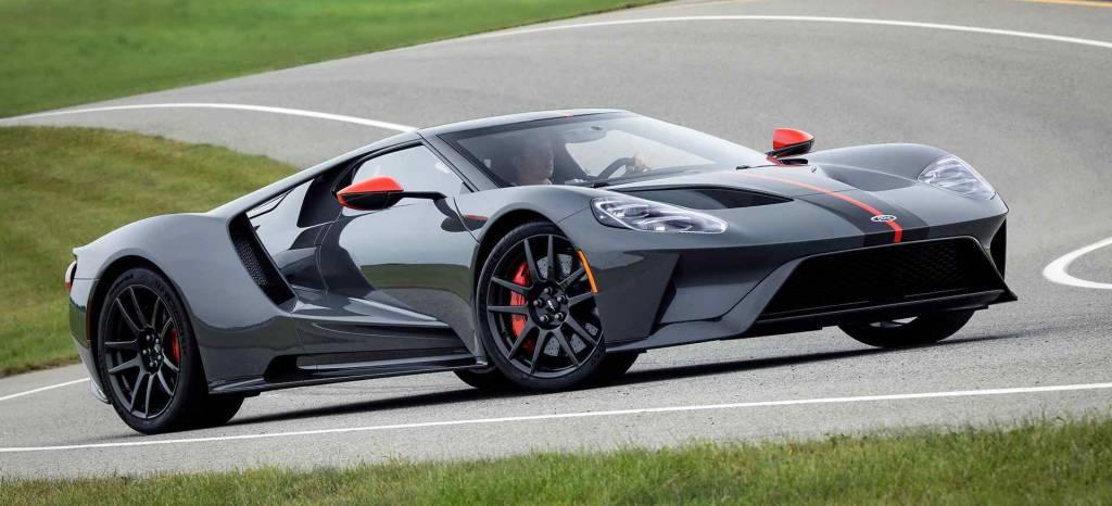El Ford GT Carbon Series es una oda a la fibra de carbono que apuesta por la ligereza