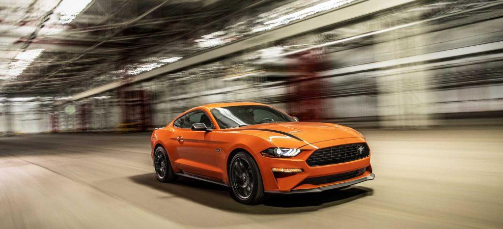 Ford Mustang High Performance Package, más potencia para el motor de acceso del muscle car