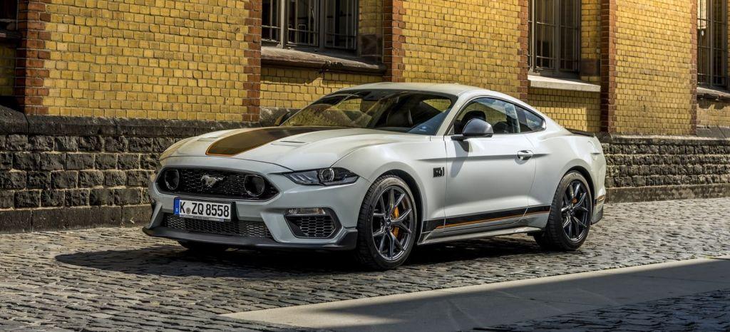 Ford Mustang Mach 1 2021 1020 003 thumbnail