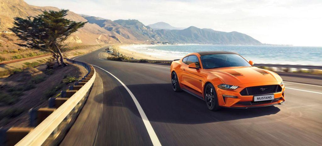 El Ford Mustang GT estrena una edición especial para celebrar su 55 aniversario