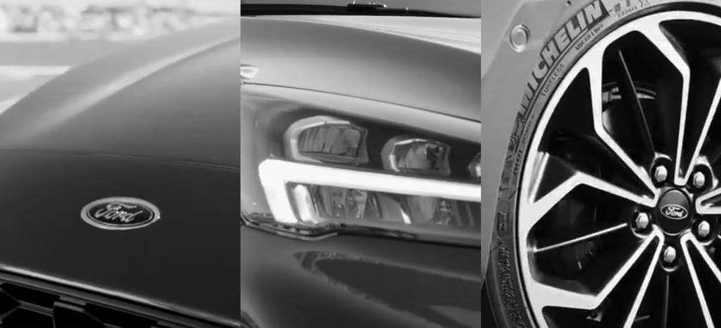 El nuevo Ford Focus comienza a destaparse en este escueto vídeo