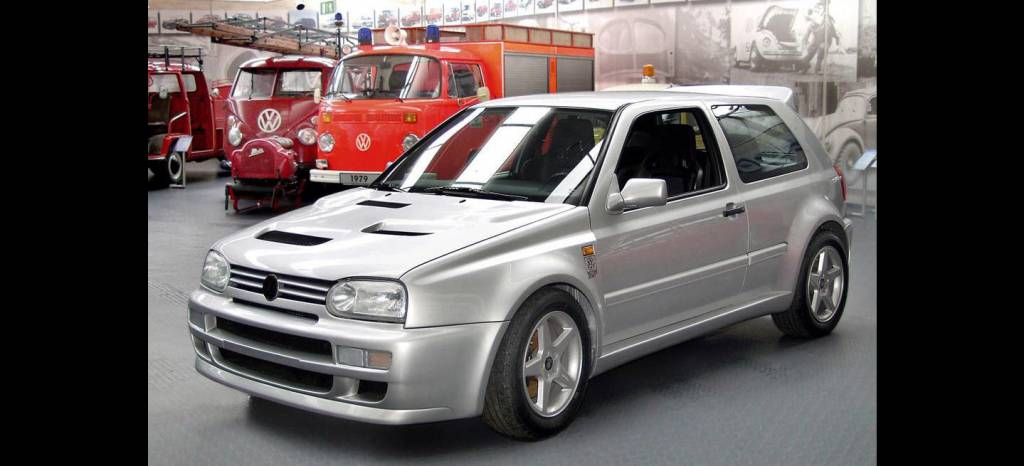 ¿Qué sucedió con el Volkswagen Golf Mk3 A59? La historia del Golf más radical jamás creado