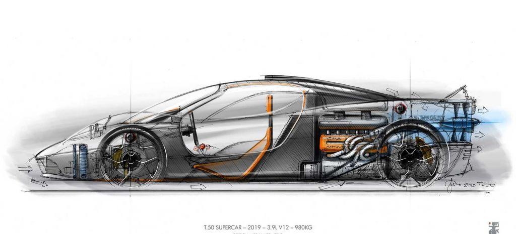 Gordon Murray Automotive T 50 0619 01 thumbnail