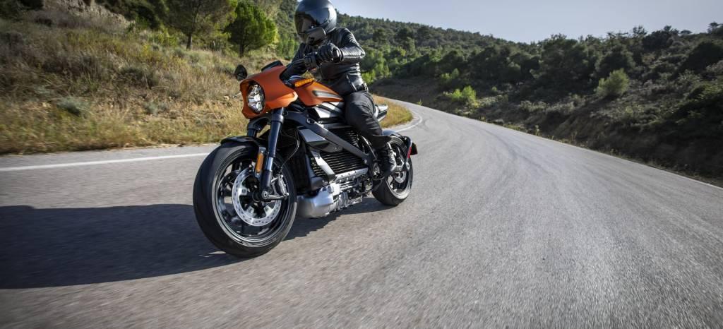 Ya puedes reservar la Harley-Davidson eléctrica en España, con una moto eléctrica con una autonomía de hasta 225 km