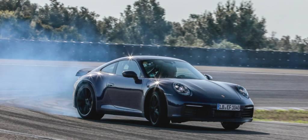 Saluda al nuevo Porsche 911 en una nueva galería de imágenes, ya muy poco camuflado, antes de su lanzamiento