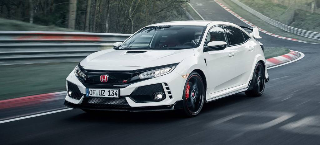 Honda prepara un Civic Type-R más radical, otro más civilizado y hasta un Type-R con tracción a las cuatro ruedas