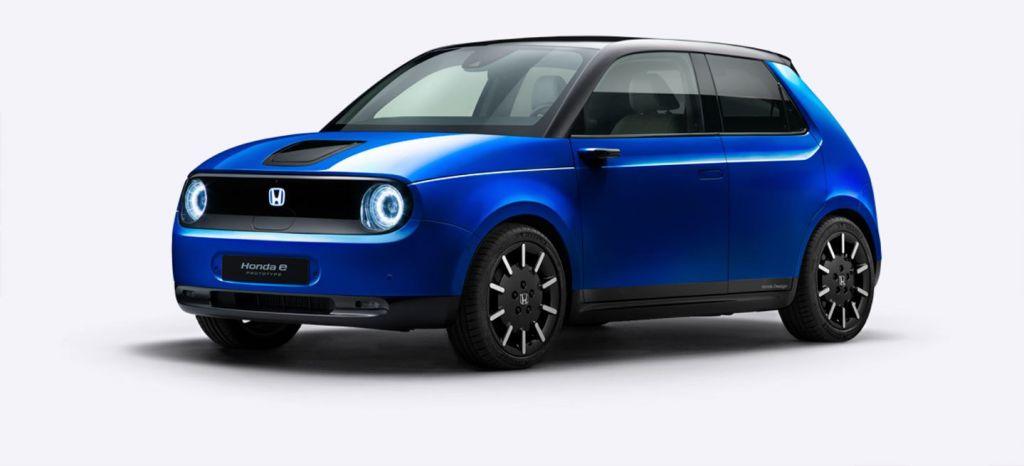 Honda nos habla del chasis de su nuevo coche eléctrico, que tendrá más de 200 km de autonomía