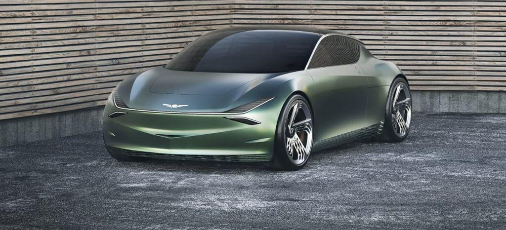 Hyundai reinventa el coche compacto y eléctrico de lujo con el Genesis Mint