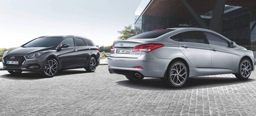 El Hyundai i40 se actualiza estéticamente, estrenando un nuevo diésel de 1,6 litros y plena conformidad WLTP