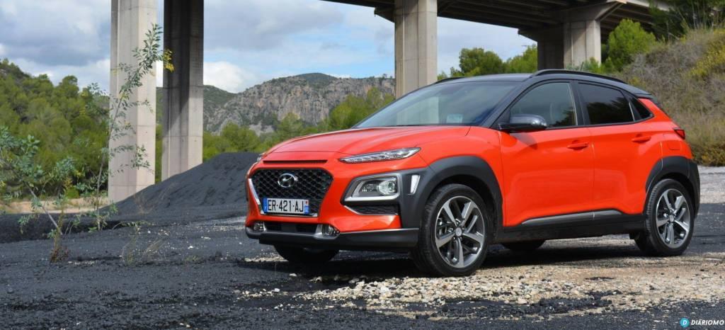 Así es el Hyundai Kona 4X4, con motor diésel o gasolina y desde 29.840 euros