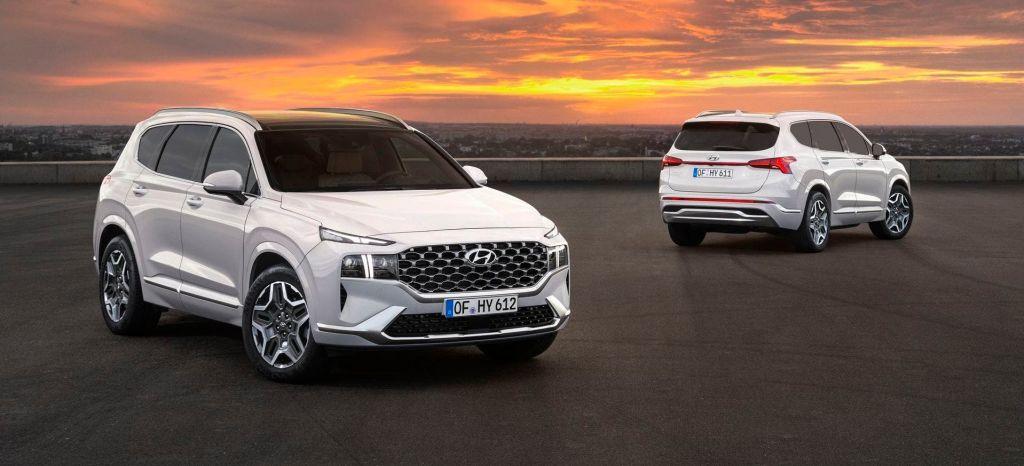 Hyundai Santa Fe 2020 P thumbnail
